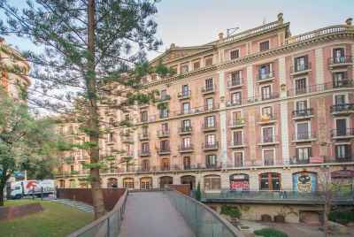 Restored apartments in the center of Barcelona